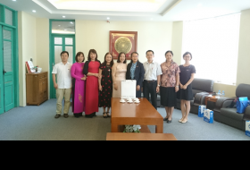 Wenshan University, China in close cooperation after the visit to Thai Nguyen University of Sciences.